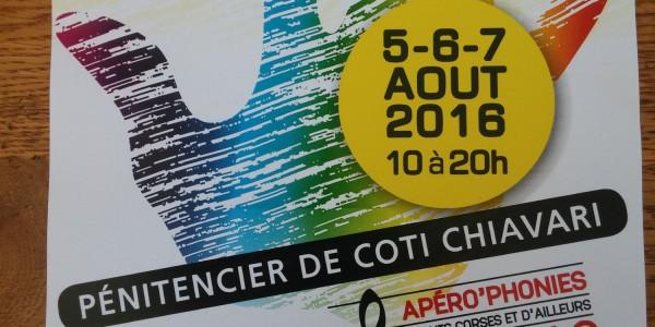 Exposition de Coti Chivari