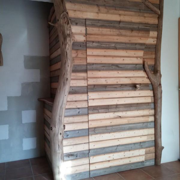 Acqua lenghju des meubles en bois flott sur mesure - Meuble bois flotte ...