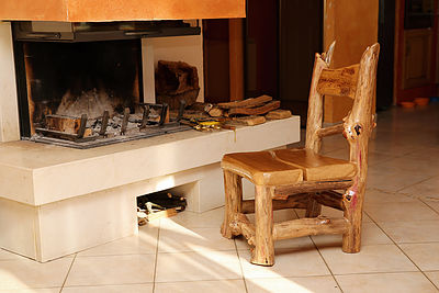 petite chaise en bois