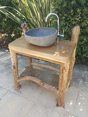 meuble pour salle d'eau