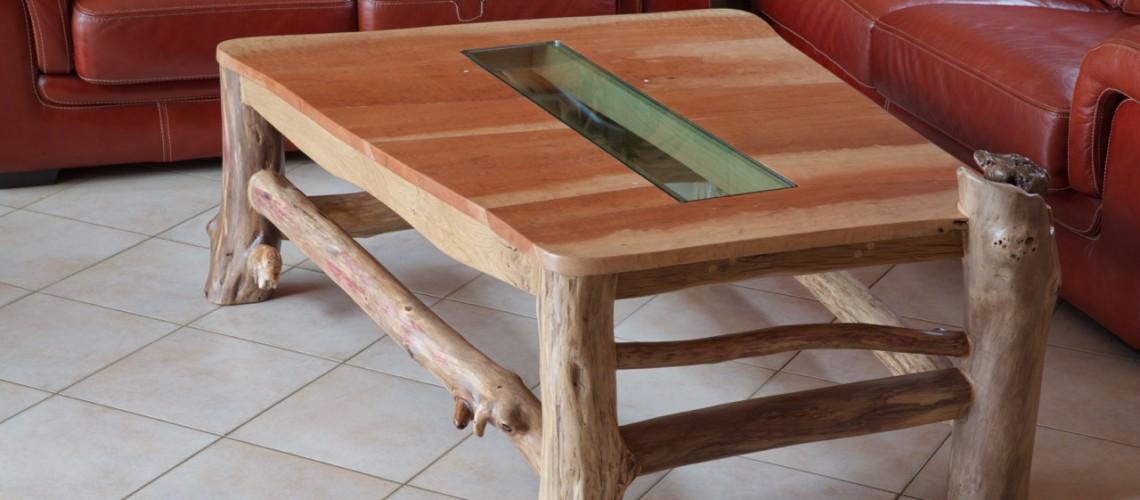 Table De Jardin En Bois Flotte ~ Idées de Design Maison et Idées de ...